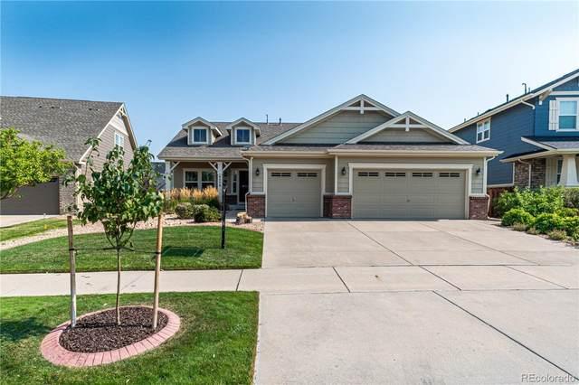 6478 S Oak Hill Circle, Aurora, CO 80016 (MLS #3723558) :: Neuhaus Real Estate, Inc.
