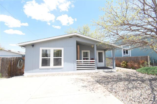 4470 Lee Street, Wheat Ridge, CO 80033 (MLS #3723668) :: 8z Real Estate
