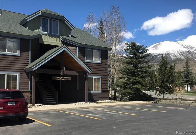 700 Lakepoint Drive 9A, Frisco, CO 80443 (MLS #3723692) :: Wheelhouse Realty