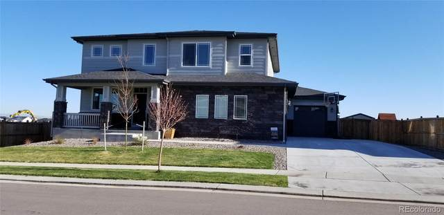 11796 Ouray Court, Commerce City, CO 80022 (MLS #3723782) :: 8z Real Estate