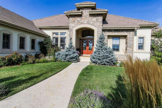 6140 Country Club Drive, Castle Rock, CO 80108 (#3723804) :: The Griffith Home Team