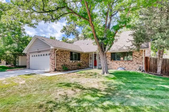 7689 W Frost Drive, Littleton, CO 80128 (#3724043) :: Own-Sweethome Team
