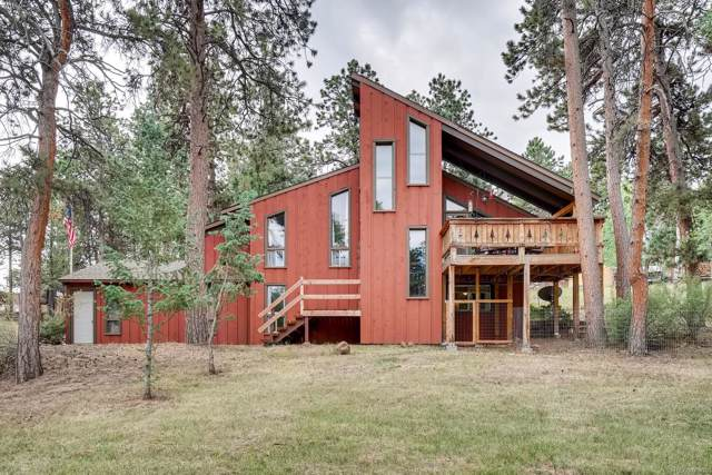 83 Frank Road, Pine, CO 80470 (MLS #3724089) :: 8z Real Estate