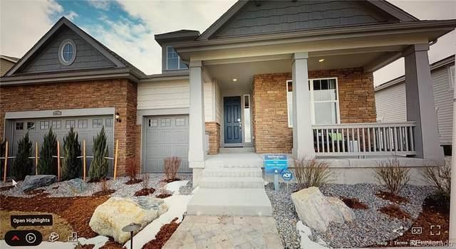 27756 E Alder Drive, Aurora, CO 80016 (#3724147) :: Bring Home Denver with Keller Williams Downtown Realty LLC