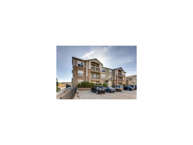 1561 Olympia Circle #101, Castle Rock, CO 80104 (MLS #3724475) :: 8z Real Estate