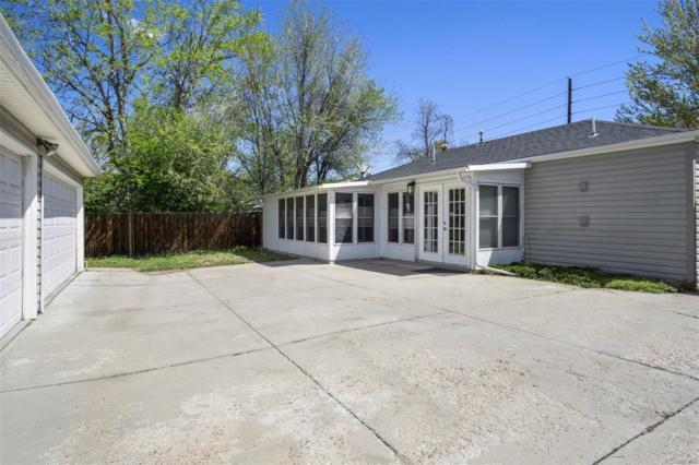 1391 S Holly Street, Denver, CO 80222 (#3724825) :: The Heyl Group at Keller Williams