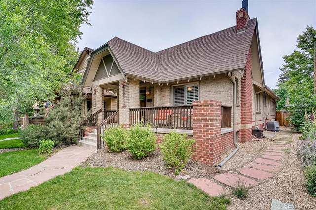 2514 N Clermont Street, Denver, CO 80207 (#3724838) :: Finch & Gable Real Estate Co.