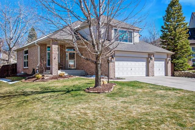 3551 Meadow Creek Place, Highlands Ranch, CO 80126 (#3724909) :: Bring Home Denver with Keller Williams Downtown Realty LLC