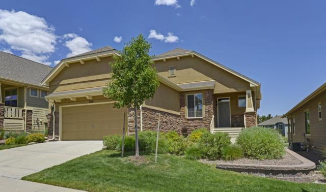 509 Bristolwood Lane, Castle Pines, CO 80108 (#3724954) :: Colorado Team Real Estate
