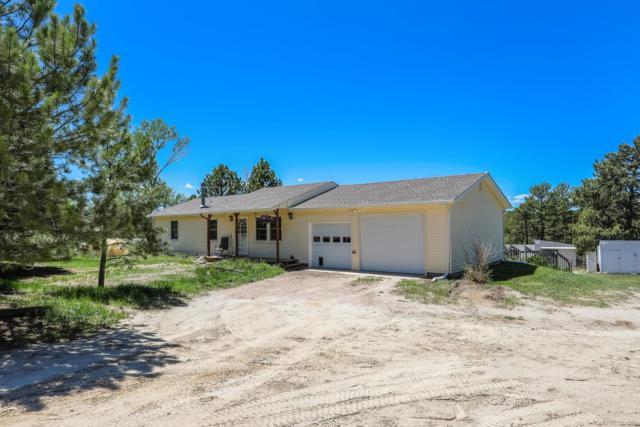 6345 Arrowhead Trail, Elizabeth, CO 80107 (#3725025) :: The Griffith Home Team