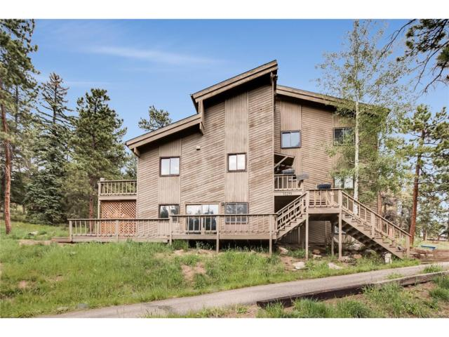 30245 Monroe Drive, Evergreen, CO 80439 (MLS #3725547) :: 8z Real Estate