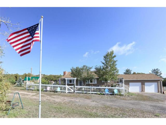 5227 Jackson Creek Road, Sedalia, CO 80135 (MLS #3726031) :: 8z Real Estate
