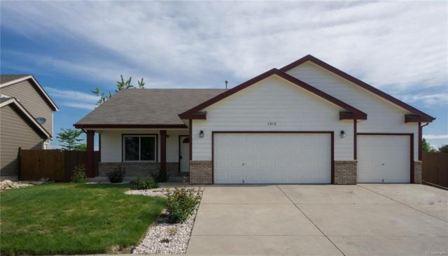 1815 Chesapeake Circle, Johnstown, CO 80534 (#3726234) :: The Tamborra Team