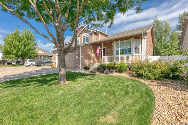 2539 Basil Drive, Mead, CO 80542 (#3726315) :: The Dixon Group