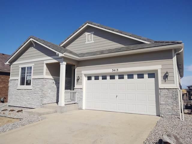 3413 Pacific Peak Drive, Broomfield, CO 80023 (MLS #3726420) :: 8z Real Estate