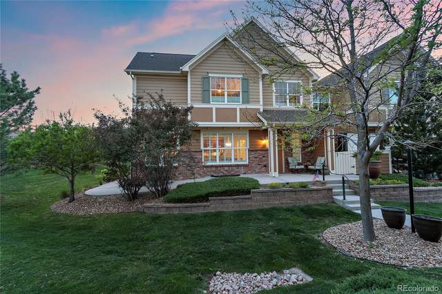 14280 W 83rd Place A, Arvada, CO 80005 (#3726431) :: The Gilbert Group