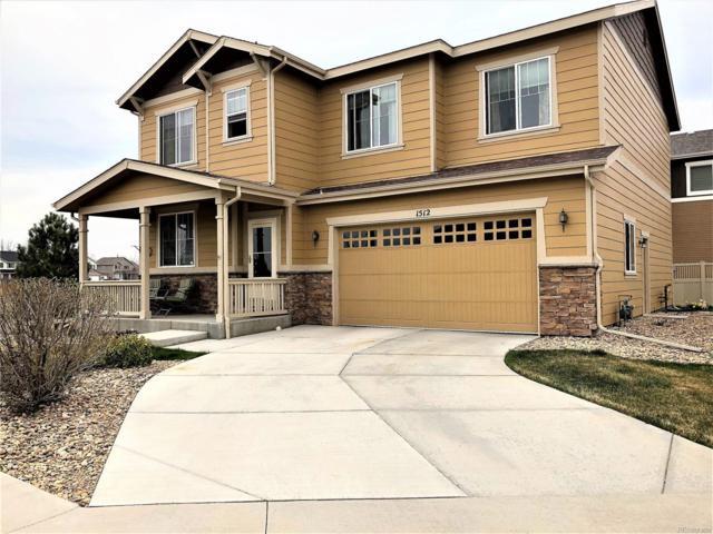 1512 Lasalle Way, Longmont, CO 80504 (#3726523) :: Structure CO Group