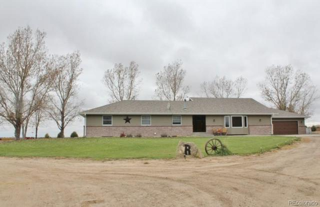 22249 County Road 25, Fort Morgan, CO 80701 (#3726808) :: HomePopper