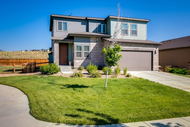 18599 W 84th Place, Arvada, CO 80007 (#3727256) :: Structure CO Group