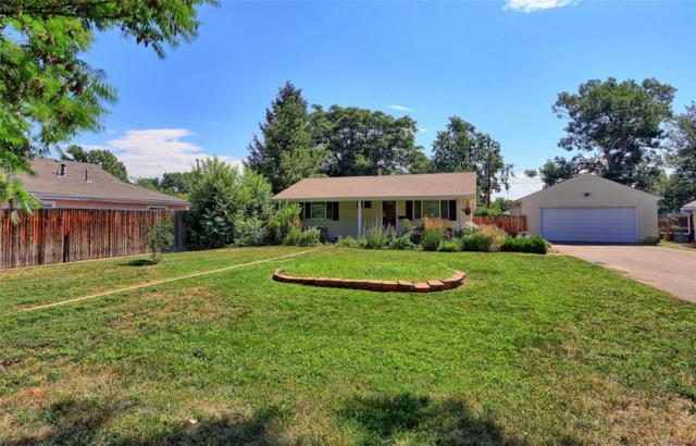 3906 S Sherman Street, Englewood, CO 80113 (MLS #3727397) :: 8z Real Estate