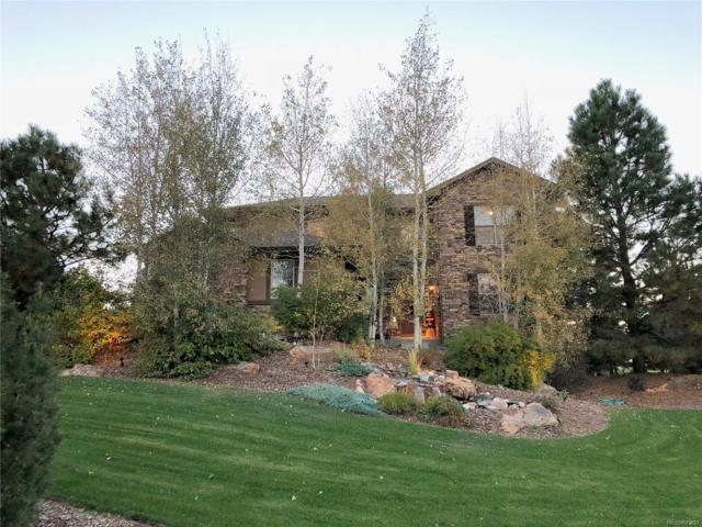 4598 Carefree Trail, Parker, CO 80134 (#3727736) :: My Home Team