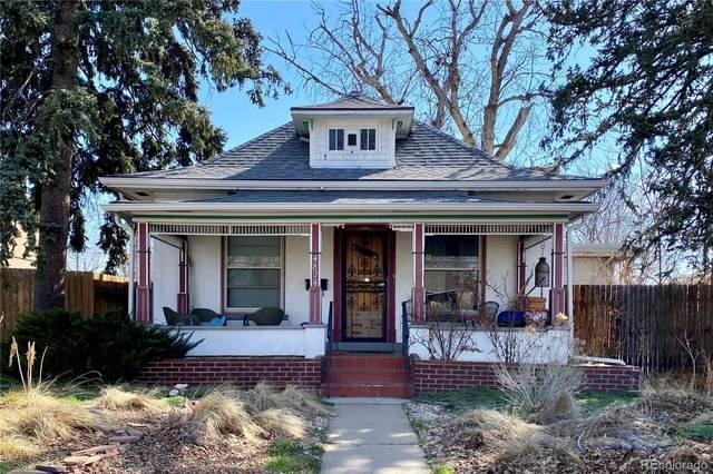 4824 Knox Court, Denver, CO 80221 (#3728224) :: Wisdom Real Estate
