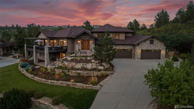 2741 Hawk Point Court, Castle Rock, CO 80104 (#3728585) :: Colorado Home Finder Realty