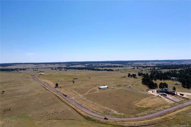 1420 Sage Road, Elizabeth, CO 80107 (MLS #3728743) :: 8z Real Estate