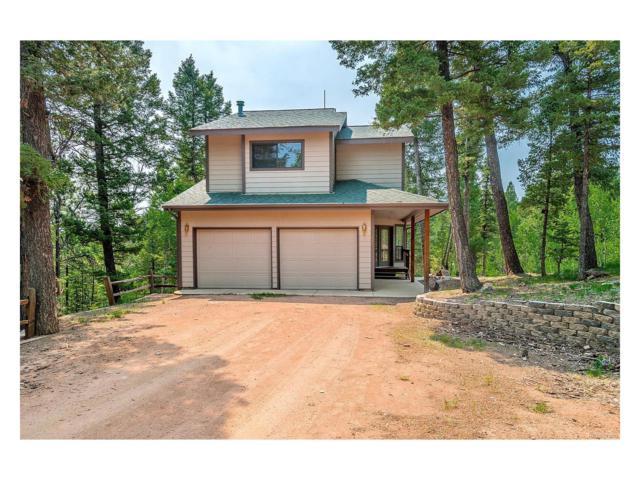 847 Ridge Road, Divide, CO 80814 (MLS #3729000) :: 8z Real Estate
