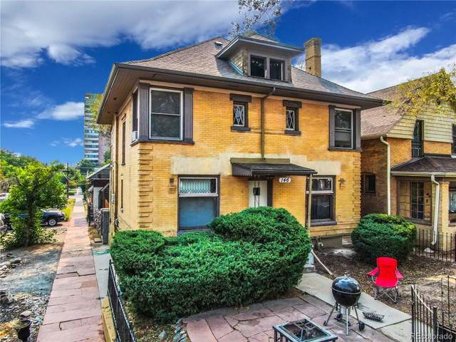 146 N Logan Street, Denver, CO 80203 (#3729167) :: Chateaux Realty Group