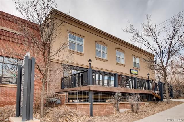 722 Washington Avenue #305, Golden, CO 80401 (#3729550) :: The Gilbert Group