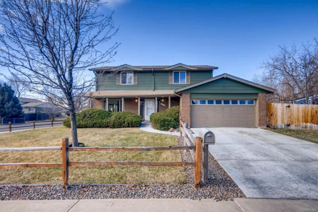 11267 W 59th Avenue, Arvada, CO 80004 (#3730322) :: The City and Mountains Group