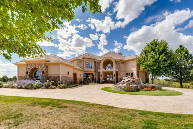 1275 Castle Pointe Drive, Castle Rock, CO 80104 (MLS #3730374) :: 8z Real Estate