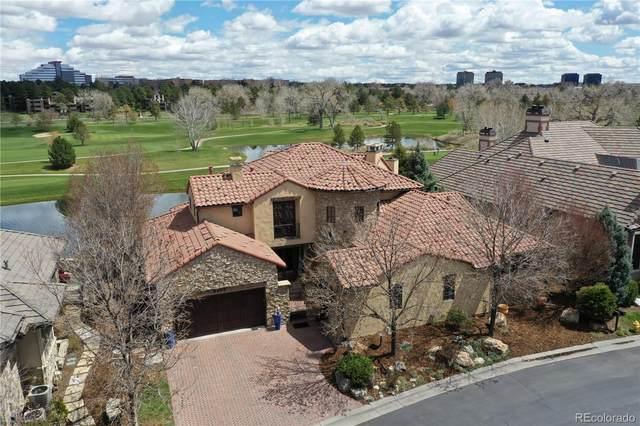 9277 E Wesley Avenue, Denver, CO 80231 (MLS #3730475) :: 8z Real Estate