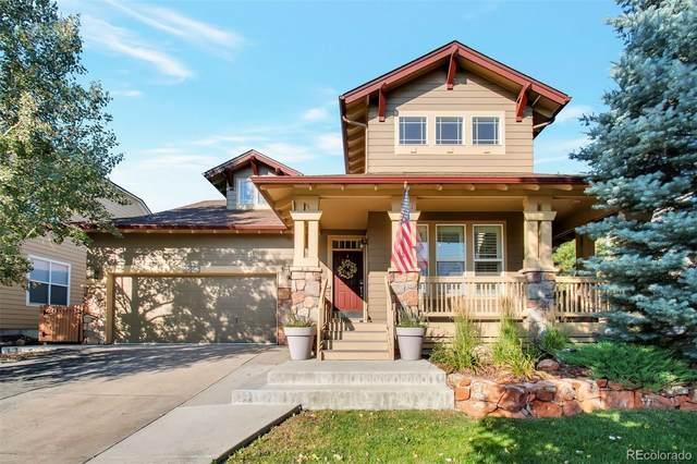 8555 Braun Loop, Arvada, CO 80005 (MLS #3730549) :: The Sam Biller Home Team