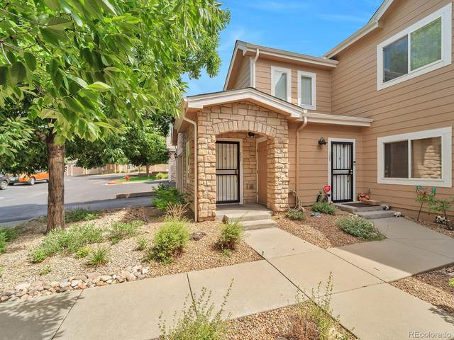 2891 W 119th Avenue #202, Westminster, CO 80234 (MLS #3731460) :: Find Colorado
