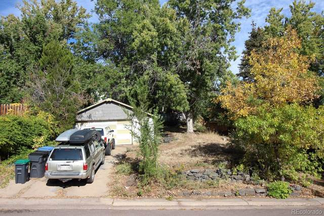 920 20th Street, Golden, CO 80401 (#3731626) :: The Dixon Group
