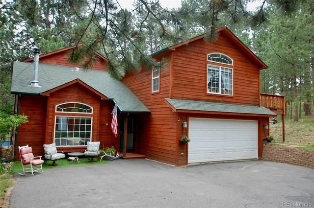 30 Impala Trail, Bailey, CO 80421 (MLS #3731813) :: 8z Real Estate
