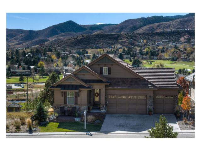15616 Red Deer Drive, Morrison, CO 80465 (#3731913) :: The Umphress Group