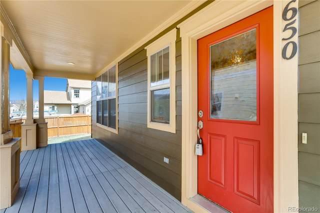 650 Homestead Street, Lafayette, CO 80026 (#3732250) :: HergGroup Denver