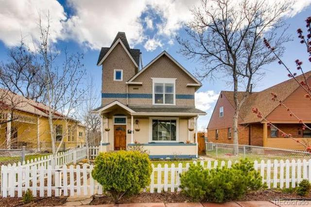 954 Lipan Street, Denver, CO 80204 (#3732356) :: The Galo Garrido Group