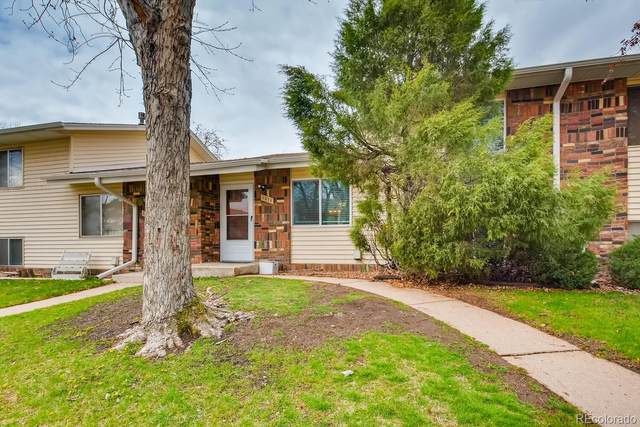 1011 S Miller Way, Lakewood, CO 80226 (#3732531) :: Colorado Home Finder Realty