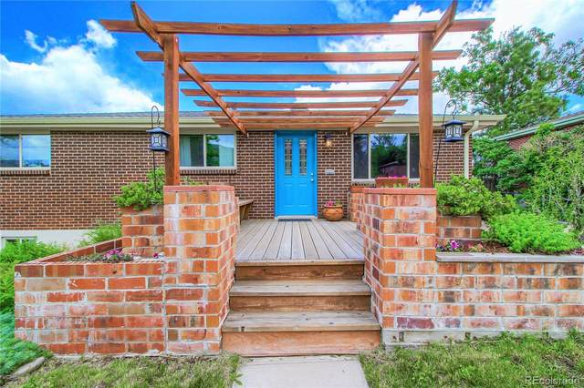15901 W 3rd Place, Golden, CO 80401 (MLS #3732809) :: 8z Real Estate
