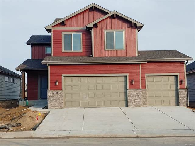 1799 Holloway Drive, Windsor, CO 80550 (MLS #3733131) :: Colorado Real Estate : The Space Agency
