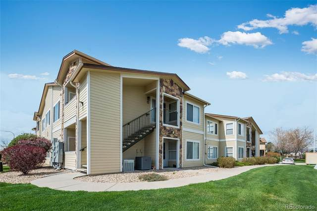 4747 S Balsam Way 22-203, Littleton, CO 80123 (#3733260) :: Colorado Home Finder Realty