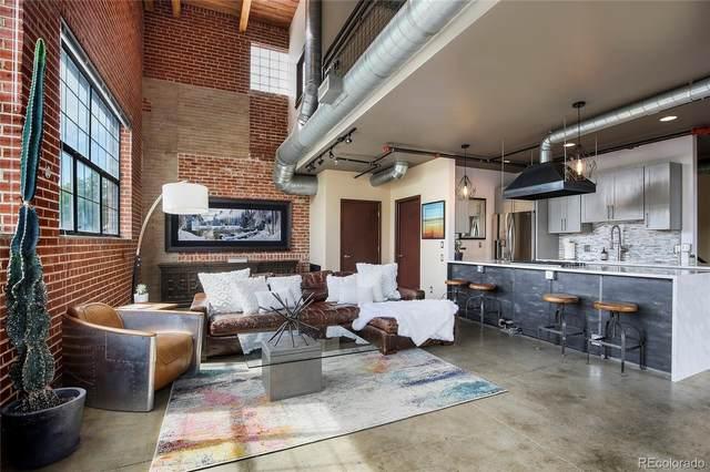 1515 N Ogden Street #5, Denver, CO 80218 (#3733478) :: Re/Max Structure