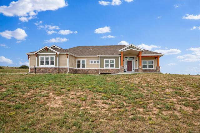 7799 Two Rivers Circle, Parker, CO 80138 (#3733735) :: The DeGrood Team