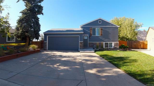 9238 W 100th Circle, Westminster, CO 80021 (MLS #3733922) :: 8z Real Estate