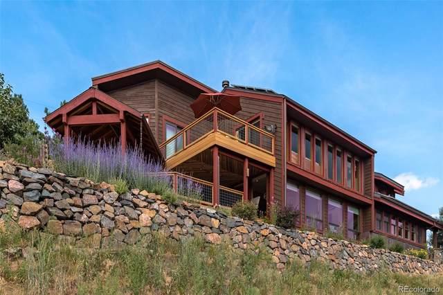 24230 Matterhorn Drive, Indian Hills, CO 80454 (MLS #3733923) :: Find Colorado