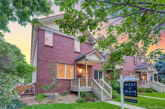 2177 S Grant Street, Denver, CO 80210 (MLS #3734007) :: Keller Williams Realty
